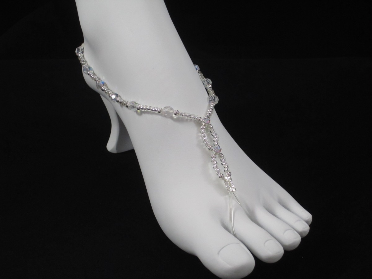 Anklet Glitterqueen