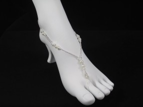 Toe Bracelet Wedding Dream