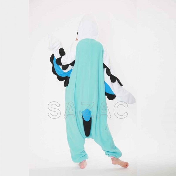 Magic bird onesie