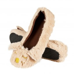 Ballerina Slippers Dog