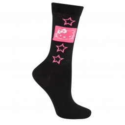 Hello Kitty Socks with stars