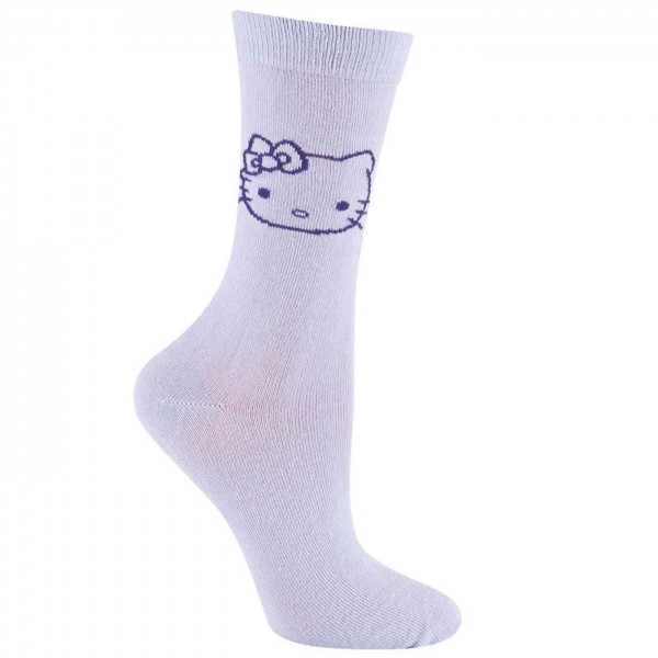 Hello Kitty Socks Lilac