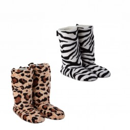 Plush Boots for Two
