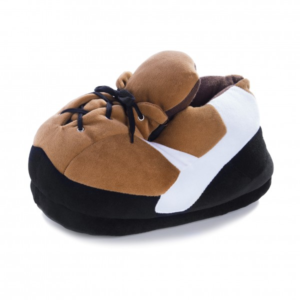 Plush Slippers American Football