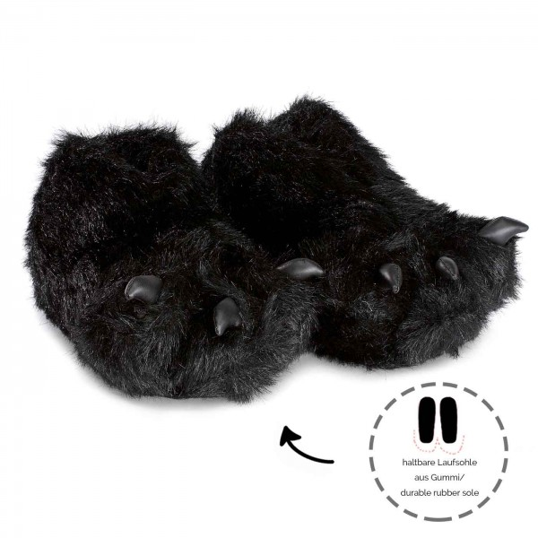Paw Slippers for Two