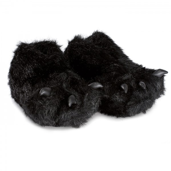 Paw Slippers with Claws