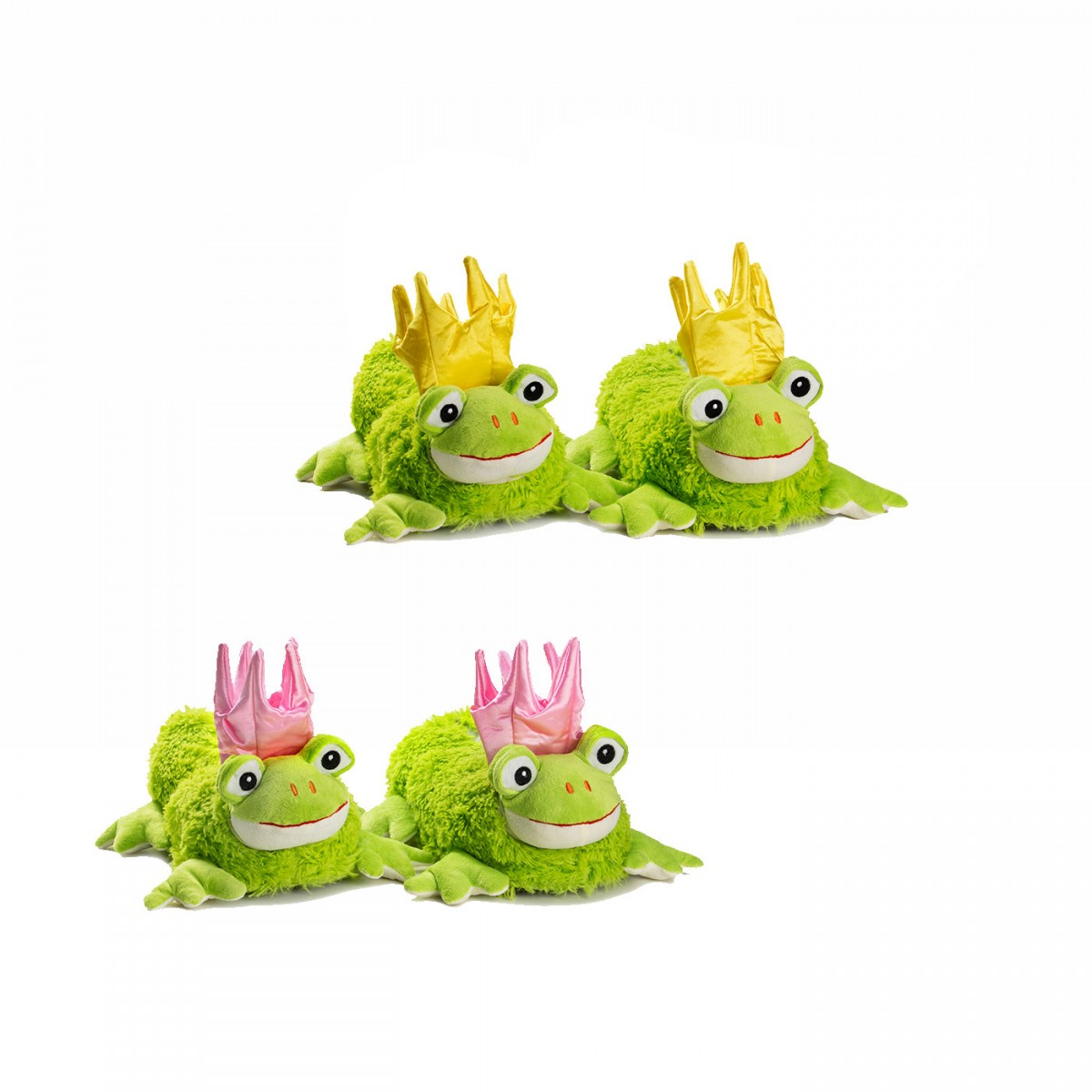 Frog Slippers for Two