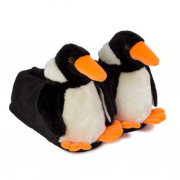 Funny Slippers Penguin