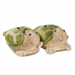 Funny Slippers Turtle
