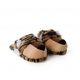 Slippers Tiger Lion